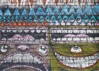 Street art / off Opera House Lane