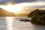 Lake Okareka sunrise