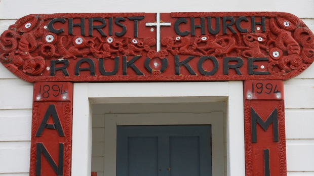 Anglican Church, Raukokore
