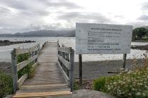 Waihau Bay jetty