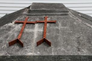 Gravesite, St Stephen's, Te Araroa