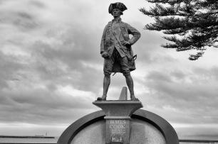 Cook landed in Gisborne in 1769