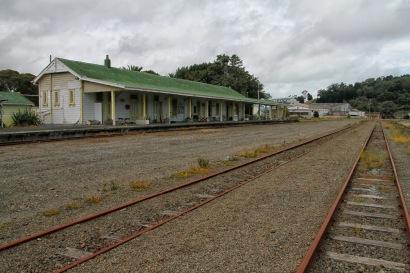 Gisborne Railway Station