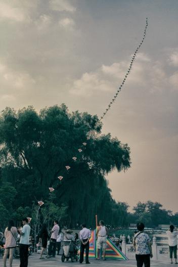 A really really really long kite