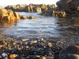 A lot of Wellington's south coast is rocky