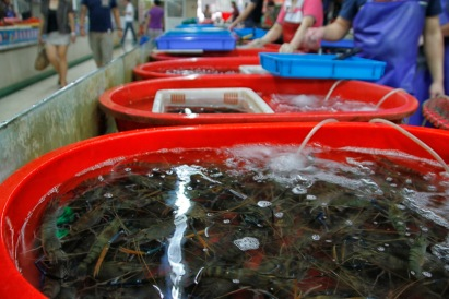 fresh market, changzhou