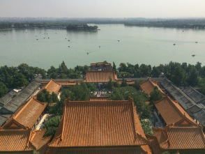 Kunming Lake from Longevity Hill