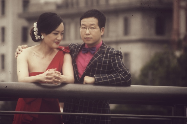 wedding photo, the bund