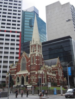 Albert Street Uniting Church