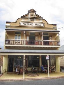 shorncliffe masonic hall
