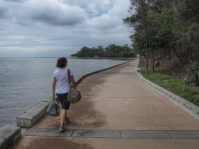 Moreton Bay Cycleway at Shorncliffe