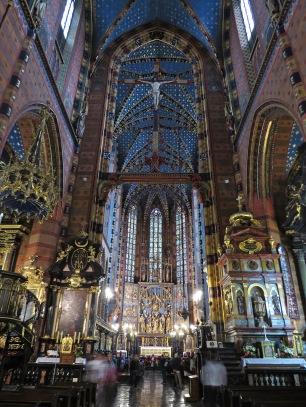 St Mary's Basilica, Kraków