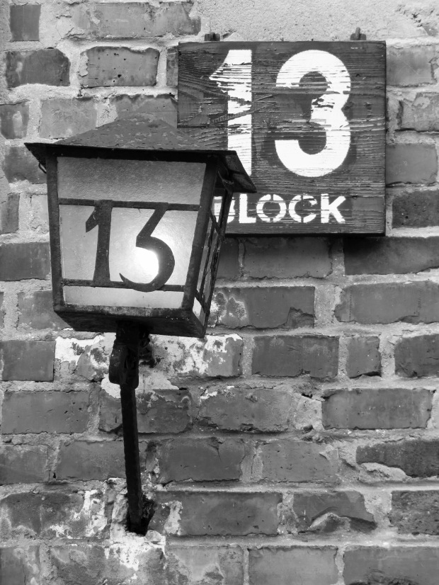 Auschwitz block numbers