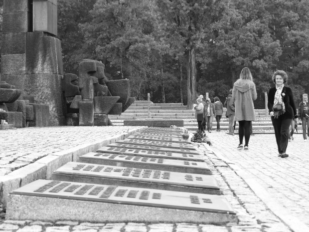 International Monument to the Victims of Auschwitz