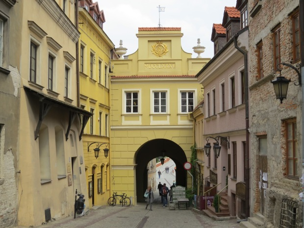 The Grodzka Gate