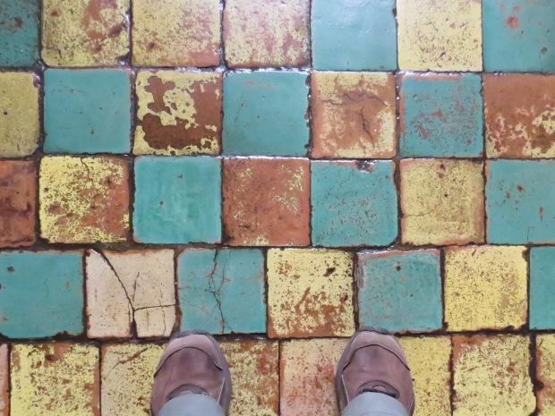 Olden times floor