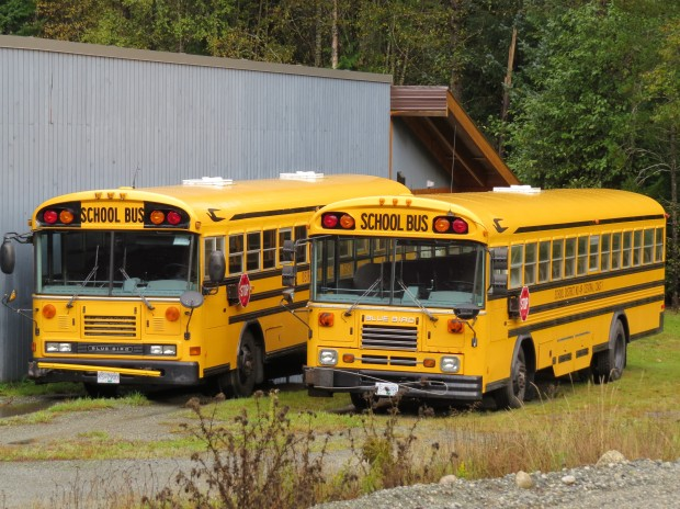 Land of the yellow school bus.