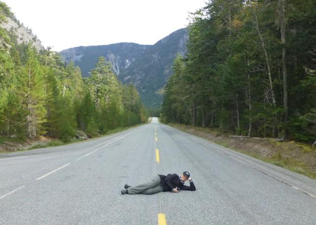 Quiet roads!